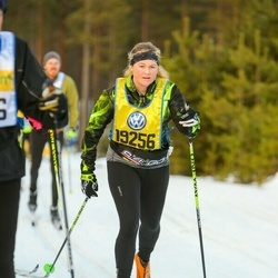 Skiing 90 km - Charlotta Karlsson (19256)