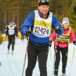 Skiing 90 km - Björn Olsson (12424)