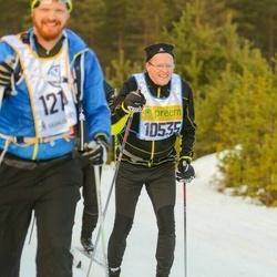 Slēpošana 90 km - Åke Iverfelt (10535)