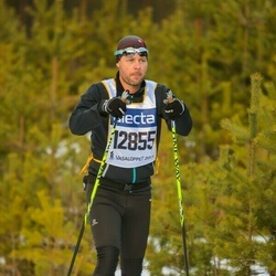 Skiing 90 km - Daniel Damm (12855)