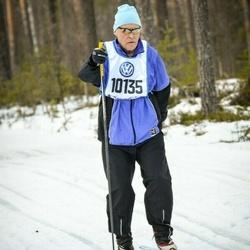 Skiing 90 km - Bo Lindberg (10135)