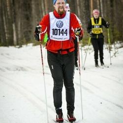 Skiing 90 km - Henrik Krall (10144)