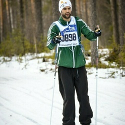 Skiing 90 km - Christofer Håkansson (10898)