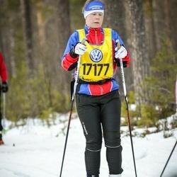 Skiing 90 km - Camilla Lindström (17177)