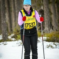 Skiing 90 km - Barbro Ellgrim (17537)