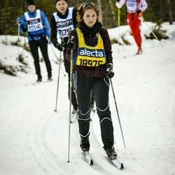 Skiing 90 km - Eva Volfing (18975)