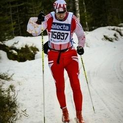 Skiing 90 km - Andreas Beck (15897)