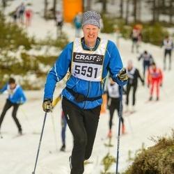Skiing 90 km - Anders Björklund (5591)