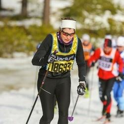 Skiing 90 km - Karin Magnusson (18693)
