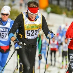 Skiing 90 km - Carl Heyman (5226)