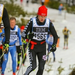 Skiing 90 km - Jens Wendt (4565)