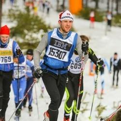 Skiing 90 km - Anders Elgaard Kristensen (15307)
