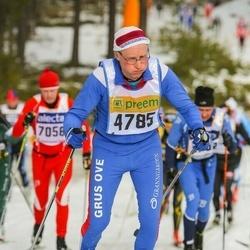 Skiing 90 km - Fredrik Carlsson (4785)
