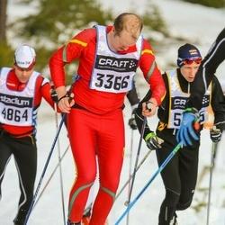 Skiing 90 km - Erik Wallin (3366)