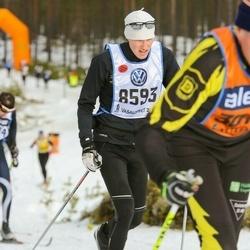 Skiing 90 km - Nils Flemström (8593)