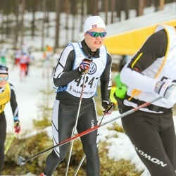 Skiing 90 km - Torstein Ulriksen Skogseth (4241)