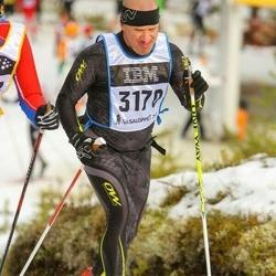 Skiing 90 km - Tomi Myllys (3170)
