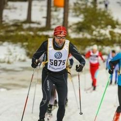 Skiing 90 km - Steffen Richter (5875)