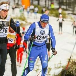Skiing 90 km - Ulf Johansson (4240)