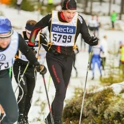 Skiing 90 km - Stefan Hornebrant (5799)