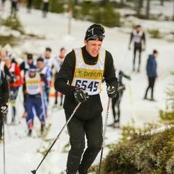 Skiing 90 km - David Mellqvist (6545)
