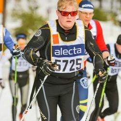 Skiing 90 km - Viktor Johansson (5725)