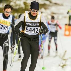 Skiing 90 km - Fredrik Hedqvist (5442)