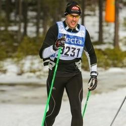 Skiing 90 km - David Unnersjö-Jess (8231)
