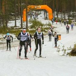 Skiing 90 km - Dimitri Engel (3375)