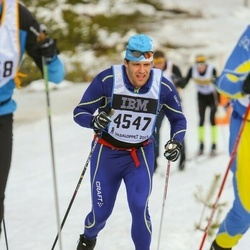 Skiing 90 km - Fredrik Oscarsson (4547)