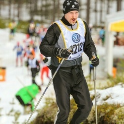 Skiing 90 km - Jonas Starck (12121)