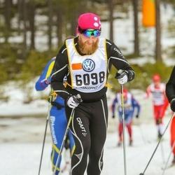 Skiing 90 km - David Ståhlberg (6098)