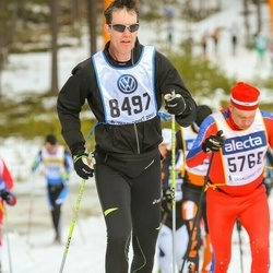 Skiing 90 km - Carsten Ludvig (8791)