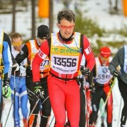 Skiing 90 km - H.k.h Kronprins Frederik (13556)