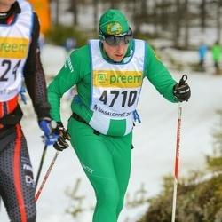Skiing 90 km - Anders Alderbrant (4710)