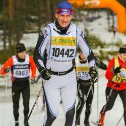 Skiing 90 km - Lars-Erik Johansson (10442)