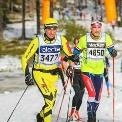 Skiing 90 km - Sandro Giacomelli (3477)