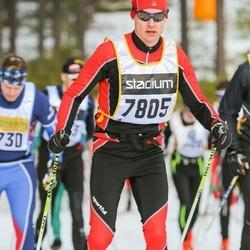 Skiing 90 km - Tuomo Valkonen (7805)