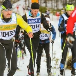 Skiing 90 km - Andreas Mannberg (7014)