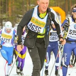 Skiing 90 km - Hoite Cannegieter (4636)