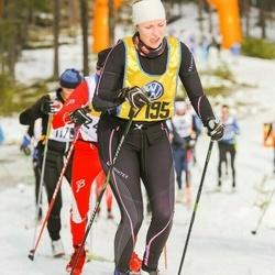 Skiing 90 km - Anna Mattsson (17195)
