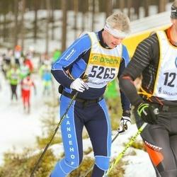 Skiing 90 km - Anders Wadsten (5265)