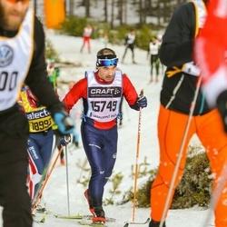 Skiing 90 km - Gaba Lennert-Kleemann (15749)