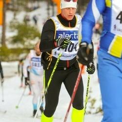 Skiing 90 km - Thomas Jansson (7104)