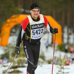 Skiing 90 km - Anders Olausson (5422)