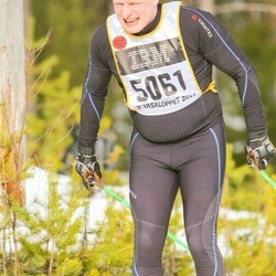 Skiing 90 km - Erik Sundin (5061)