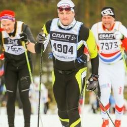 Skiing 90 km - Fredrik Eriksson (4904)