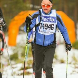 Skiing 90 km - Ulf Forsberg (14946)