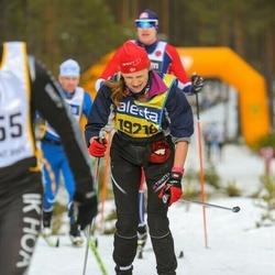 Skiing 90 km - Anne Margrethe Roll (19218)