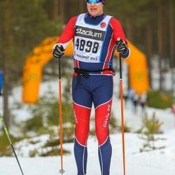 Skiing 90 km - Anders Wilkenson (4898)